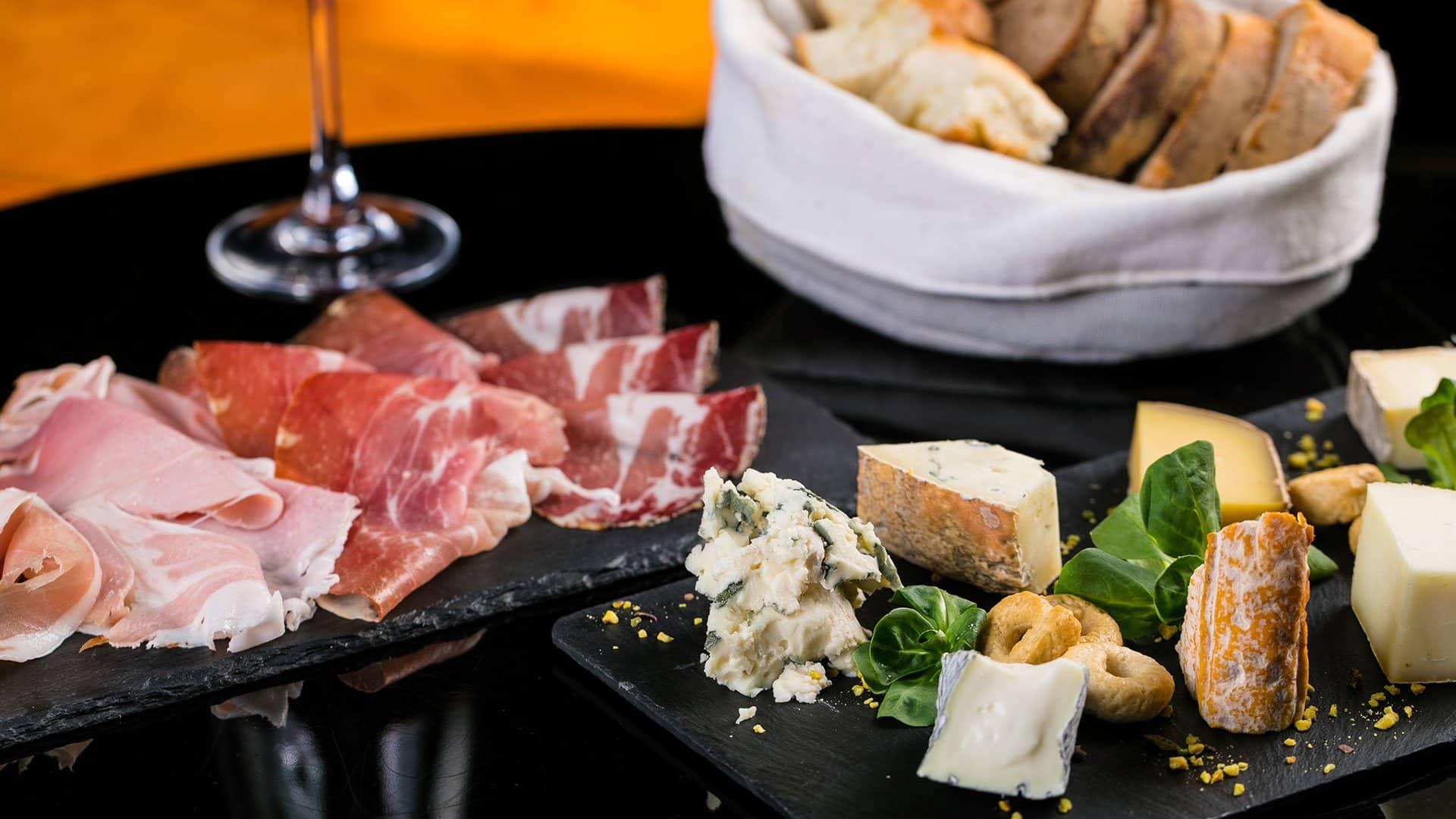 Metropolita Roma | Food